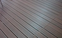 decking di bambù