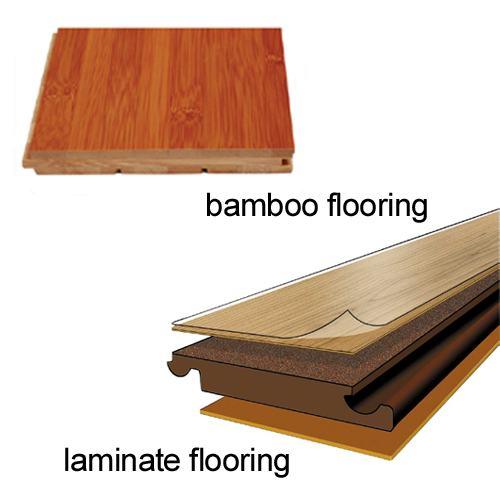 Bamboo Flooring Vs Laminate Flooring Laminate Is Cheap