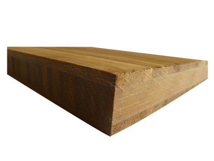 Chocolate Bamboo Plywood 3 Ply Vertical Grain