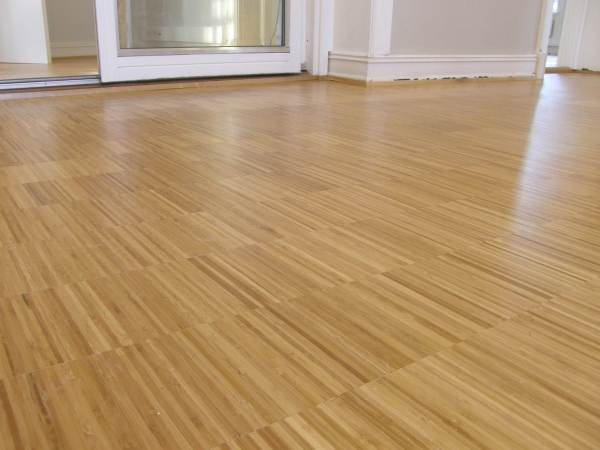 Carbonized Bamboo Industrial Parquet