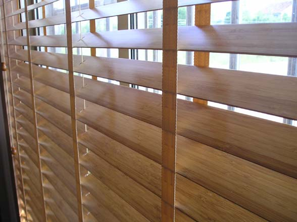 Bamboo Blinds Shades Shutter Window Treatment New Option Colorful Various Designs