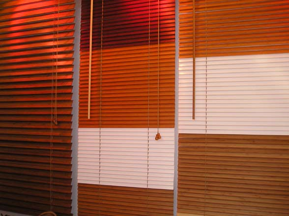 Bamboo Blinds Various Color