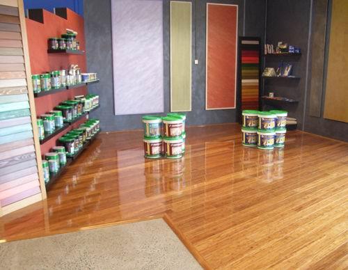 Bamboo Flooring Gloss Matt Semi Gloss Very High Glossy