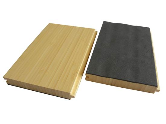 Sound Proof Bamboo Flooring Quiet Bamboo Flooring