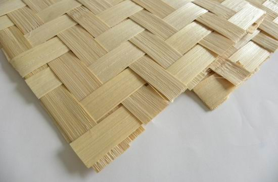 woven bamboo plywood