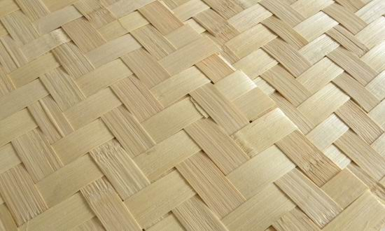 Woven Bamboo Plywood Bamboo Mat Ceiling Wainscot