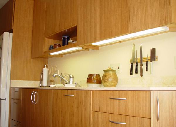 Bamboo kitchen cabinets custom quality kitchen bath for Bamboo kitchen cabinets