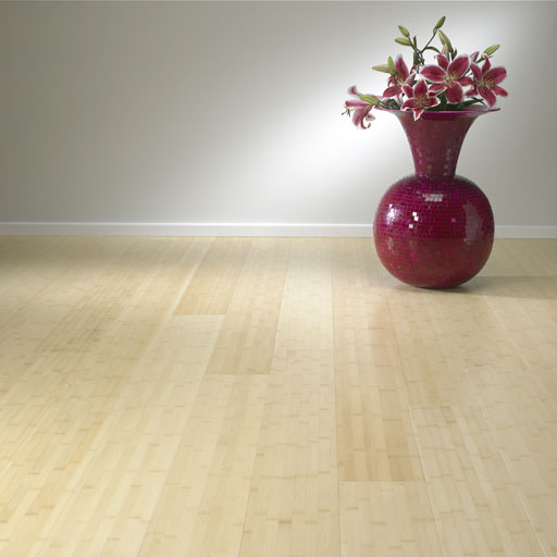 smooth nice bamboo floors
