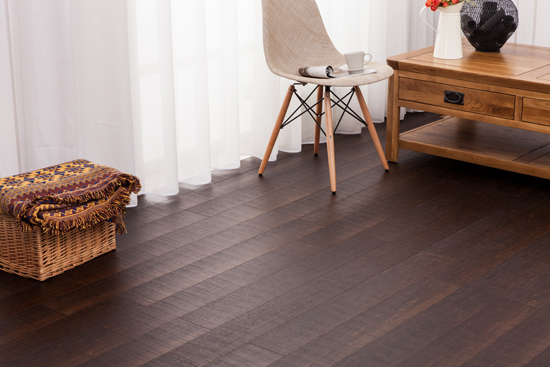 saw mark bamboo flooring