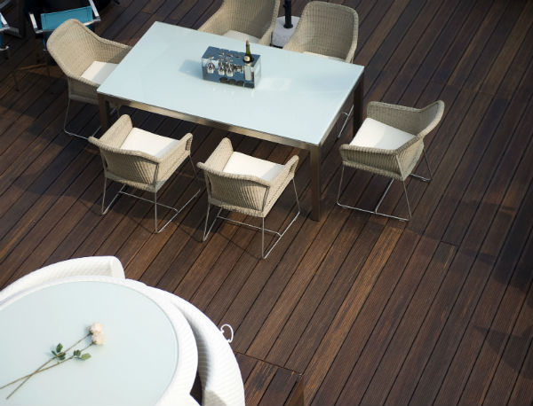 Bamboo Decking and Wood Decking: A Comparative Analysis