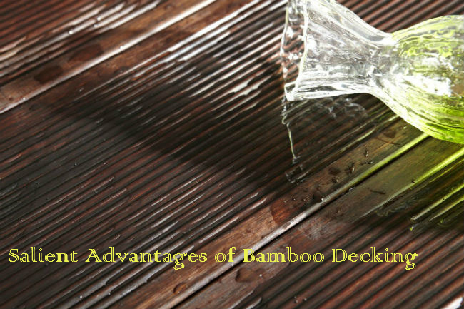 Salient Advantages, Pros of Bamboo Decking