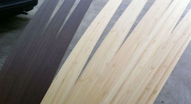 Bamboo Veneer & Equipment Technologies: The Ways to Derive the Final Product