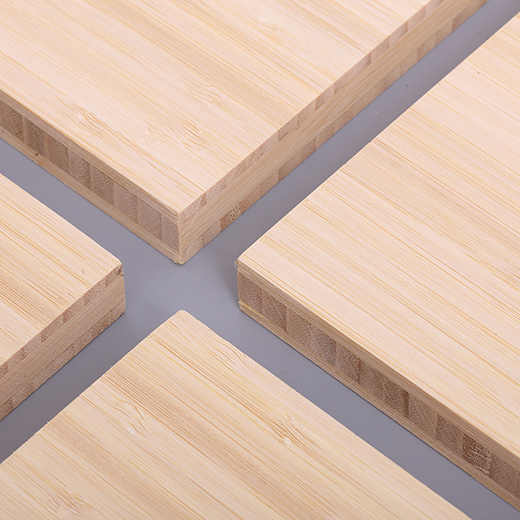 Natural Vertical Bamboo Plywood - 4x8x3/4 - 3 Ply Vertical Core