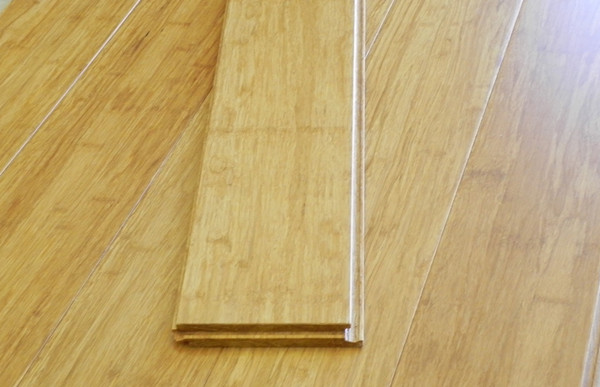 Click lock bamboo flooring reviews solid bamboo strand for How to install nail down bamboo flooring