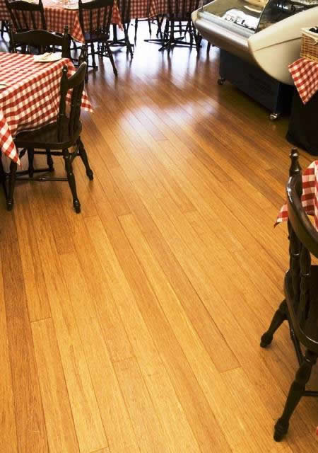 10 advantages of bamboo flooring environmentally low for Benefits of bamboo flooring
