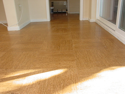 Bamboo Flooring vs Cork Flooring - Cork is Soft - Bamboo is Green