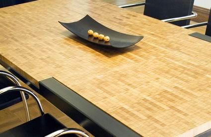 Bamboo Worktop