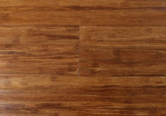 Handscraped Bamboo Flooring Strand Woven Carbonized