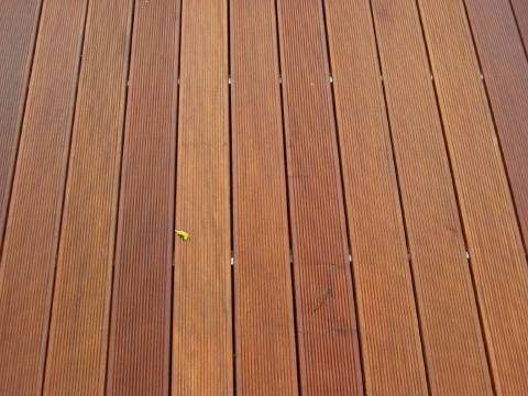Ipe wood decking finest quality toughest longest vs for Bamboo flooring outdoor decking
