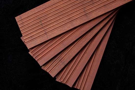 Bamboo Deck - Bamboo Decks - Conbam Decking - Profile B