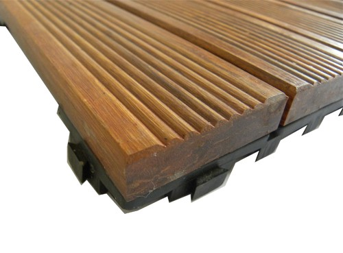Bamboo Bathroom Tile - Ideal Flooring For Bath & Garden & Swimming ...